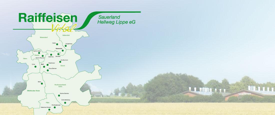 Raiffeisen Sauerland Hellweg Lippe